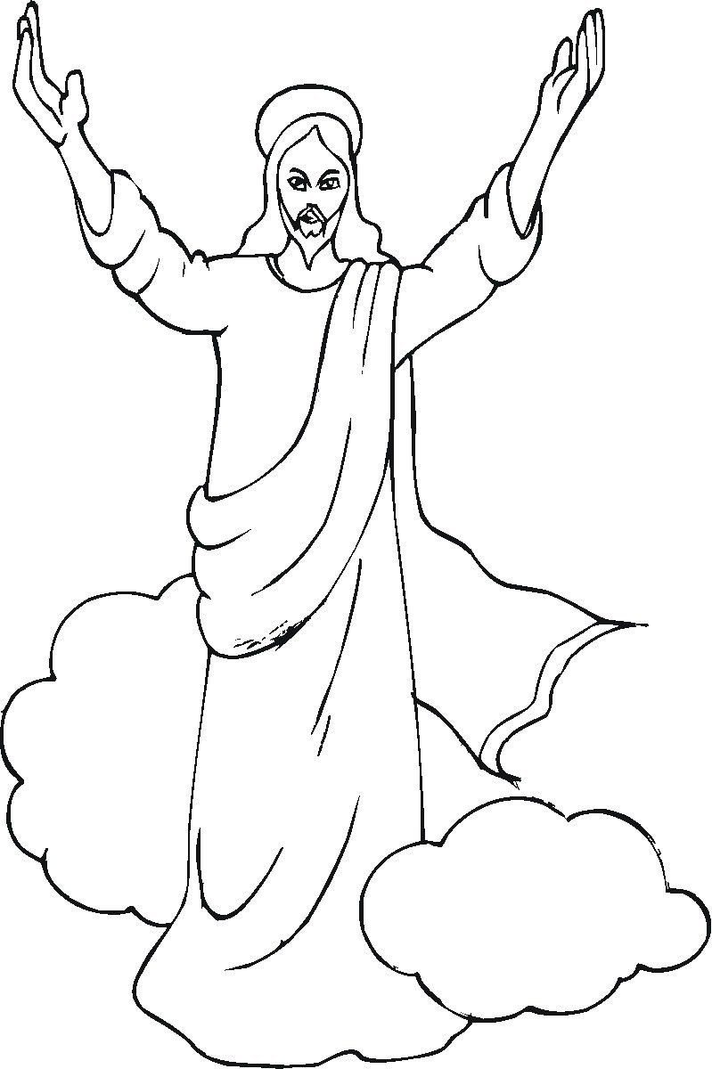 Coloring Pages : Jesus Children Coloring Page Free Printable Pages - Free Printable Jesus Coloring Pages