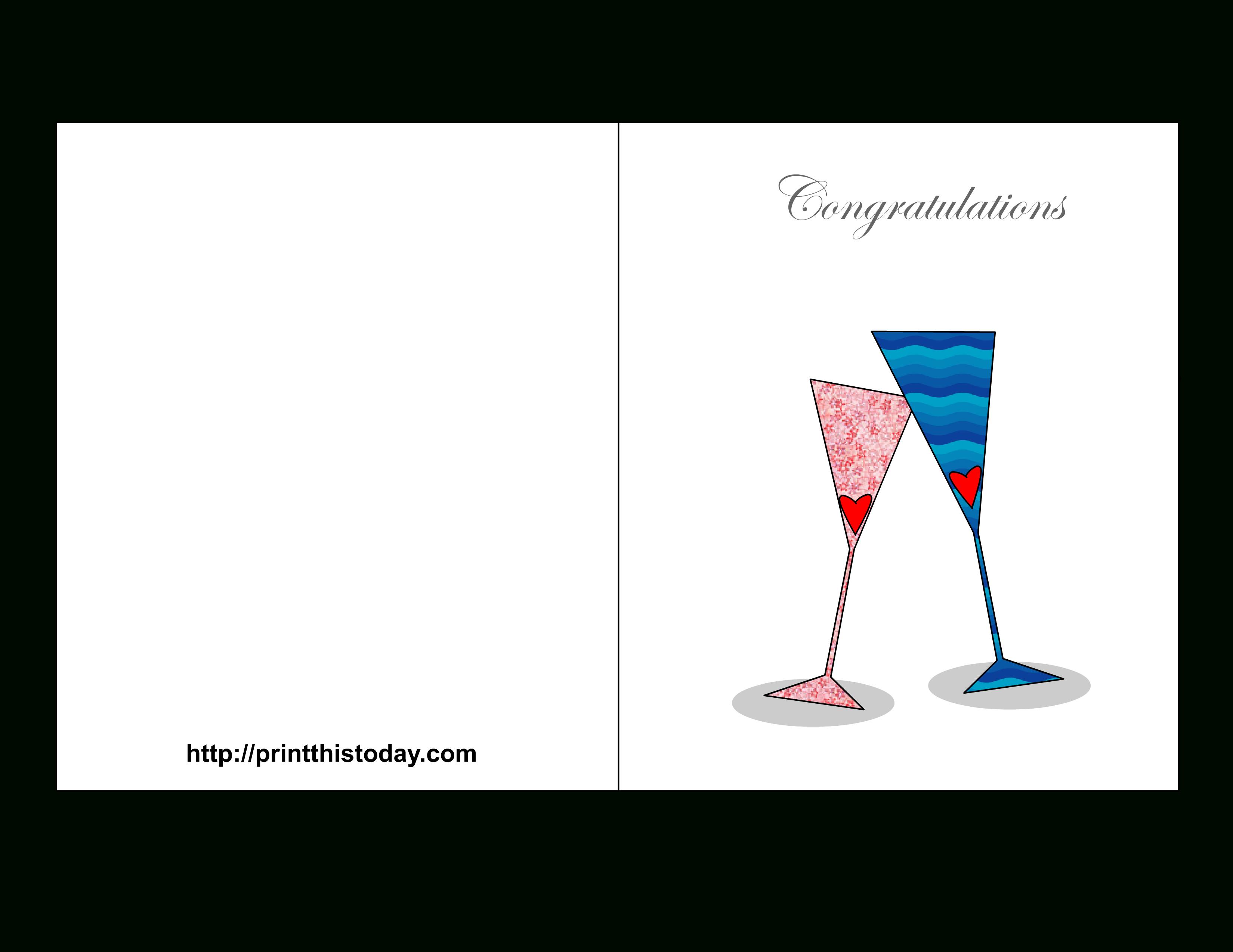 Congratulations | Party Ideas | Pinterest | Wedding Congratulations - Wedding Wish Cards Printable Free