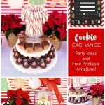 Cookie Exchange Party + Free Party Invitations   Make Life Lovely   Free Printable Cookie Decorating Invitations