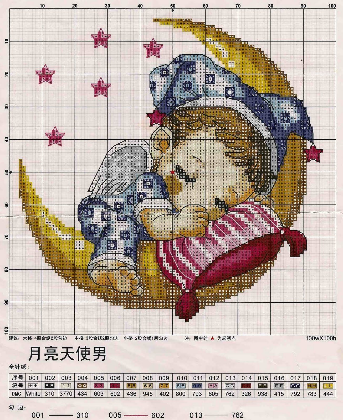 Cross Stitch Patterns Free Printable | How To Cross Stitch! & Happy - Baby Cross Stitch Patterns Free Printable