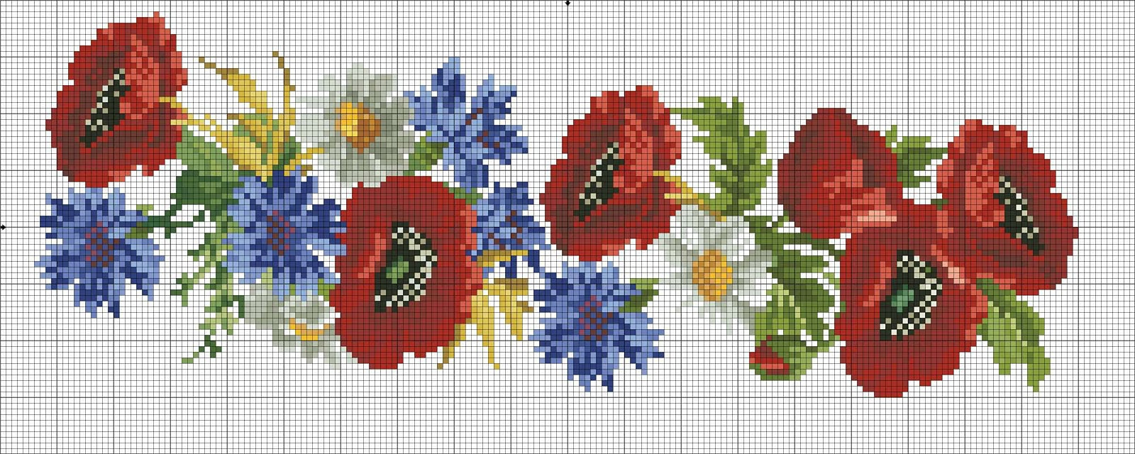 Cross Stitching Patterns - Cross Stitch Patterns Free Printable