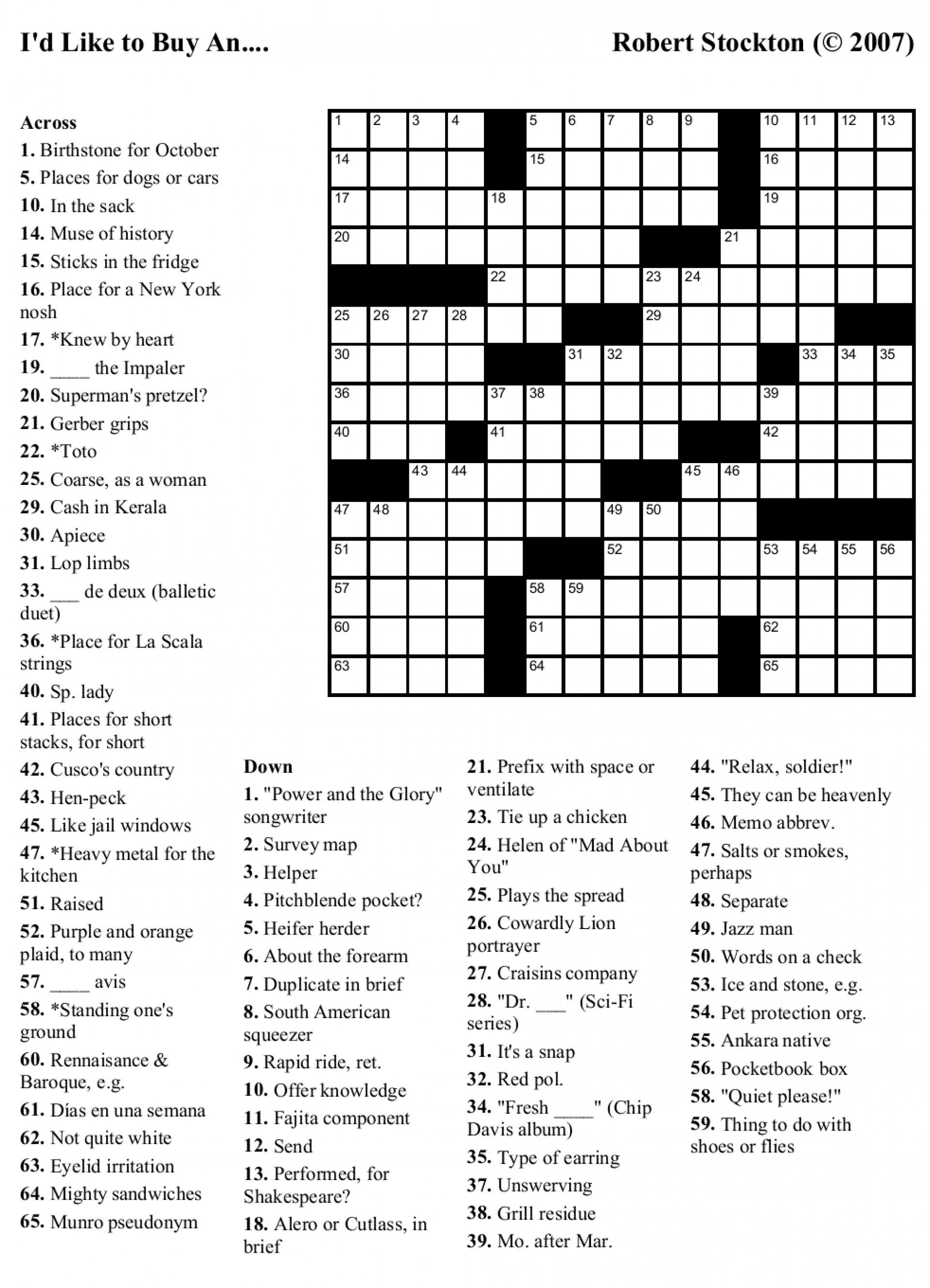 Crossword Puzzle Maker Online Free Printable Crosswords Jigsaw - Jigsaw Puzzle Maker Free Online Printable