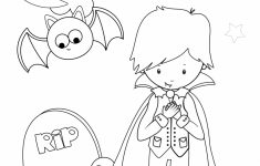 Cute Free Printable Halloween Coloring Pages – Crazy Little Projects – Free Printable Halloween Coloring Pages