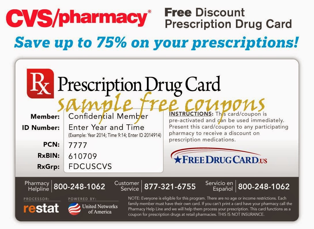 Cvs Coupons Printable June 2018 / Coupons Oil Change Sears - Free Printable Prescription Coupons