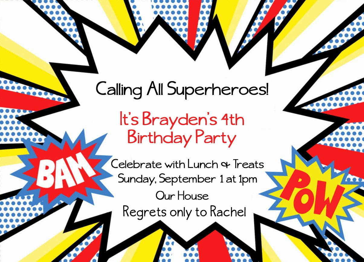 Dadbfbdcce Spectacular Ideas Free Printable Superhero Birthday - Free Printable Superman Invitations