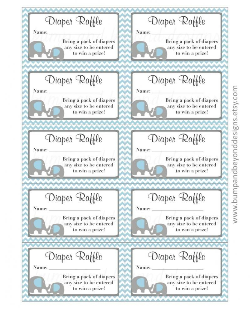 Diaper Raffle Tickets Free Printable - Yahoo Image Search Results - Free Printable Diaper Raffle Tickets