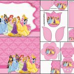 Disney Princess Party: Free Printable Party Invitations. | Oh My – Disney Princess Free Printable Invitations