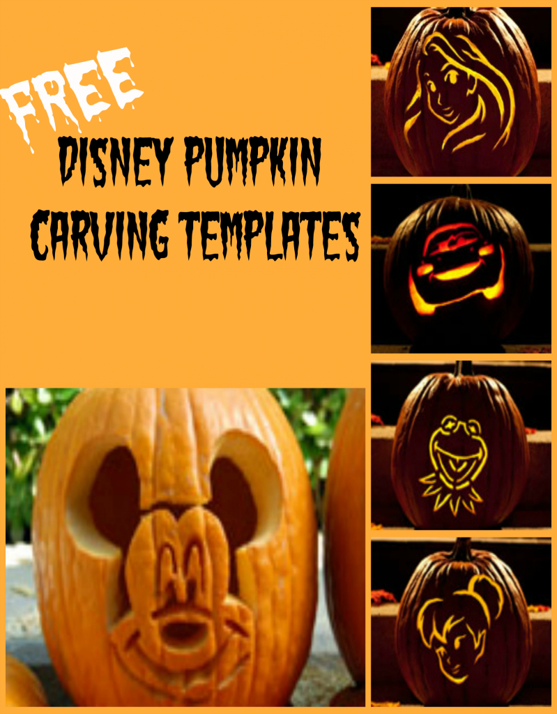 Disney Pumpkin Carving Patterns - Frugal Fanatic - Free Printable Toy Story Pumpkin Carving Patterns