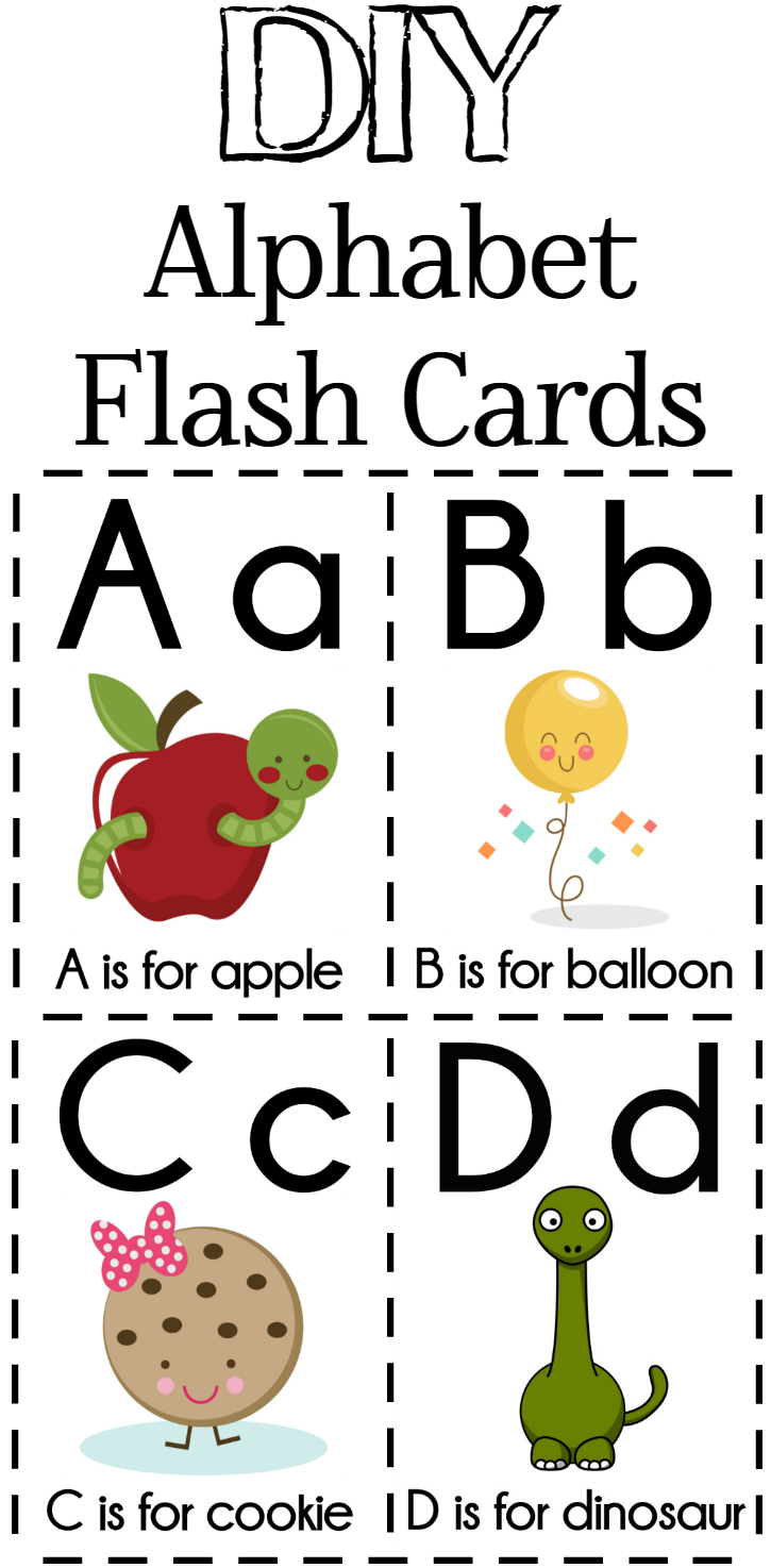 Diy Alphabet Flash Cards Free Printable | Alphabet Games - Spanish Alphabet Flashcards Free Printable