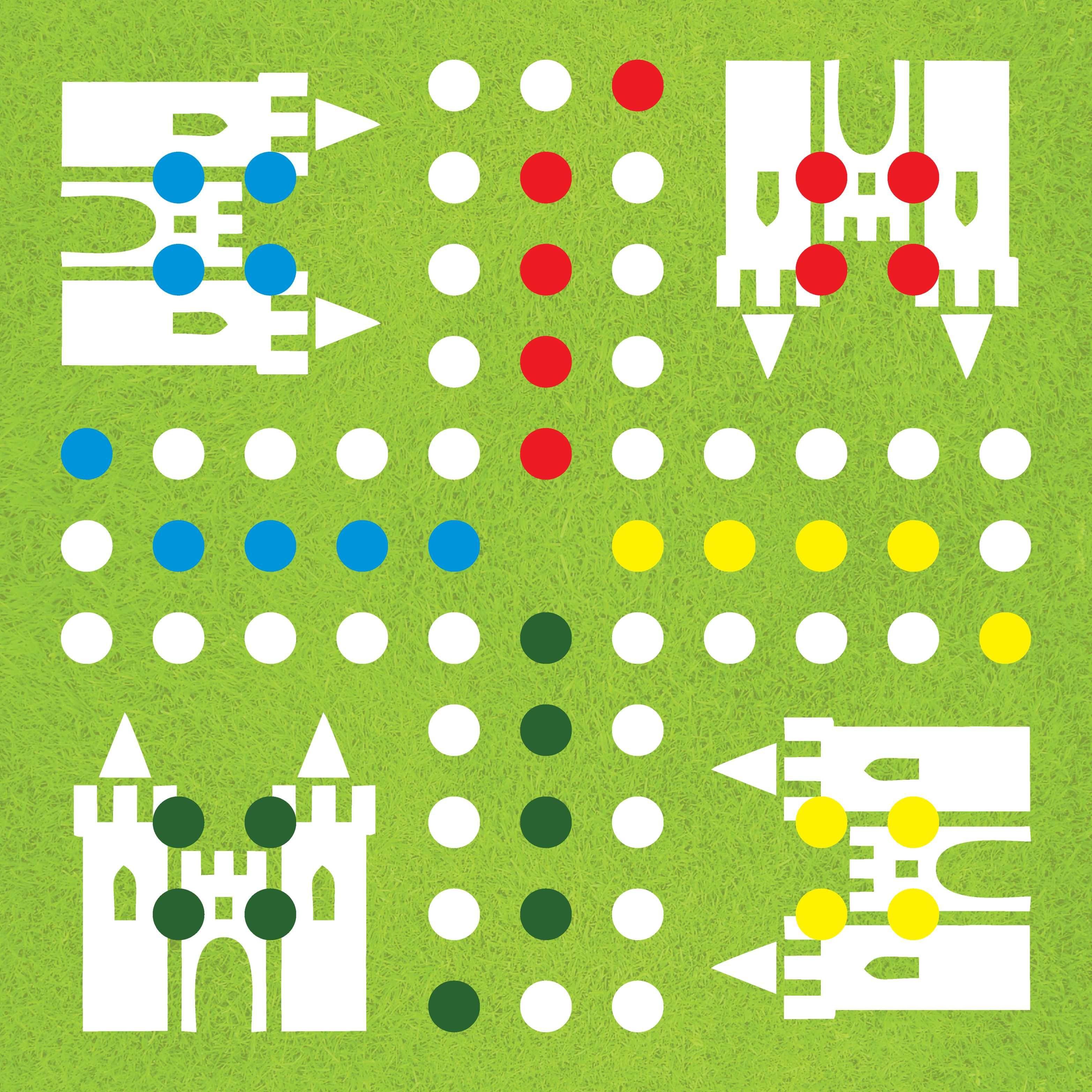 Diy-Ludo-Board-Game-Template - | Board Game | Pinterest | Board Game - Free Printable Ludo Board