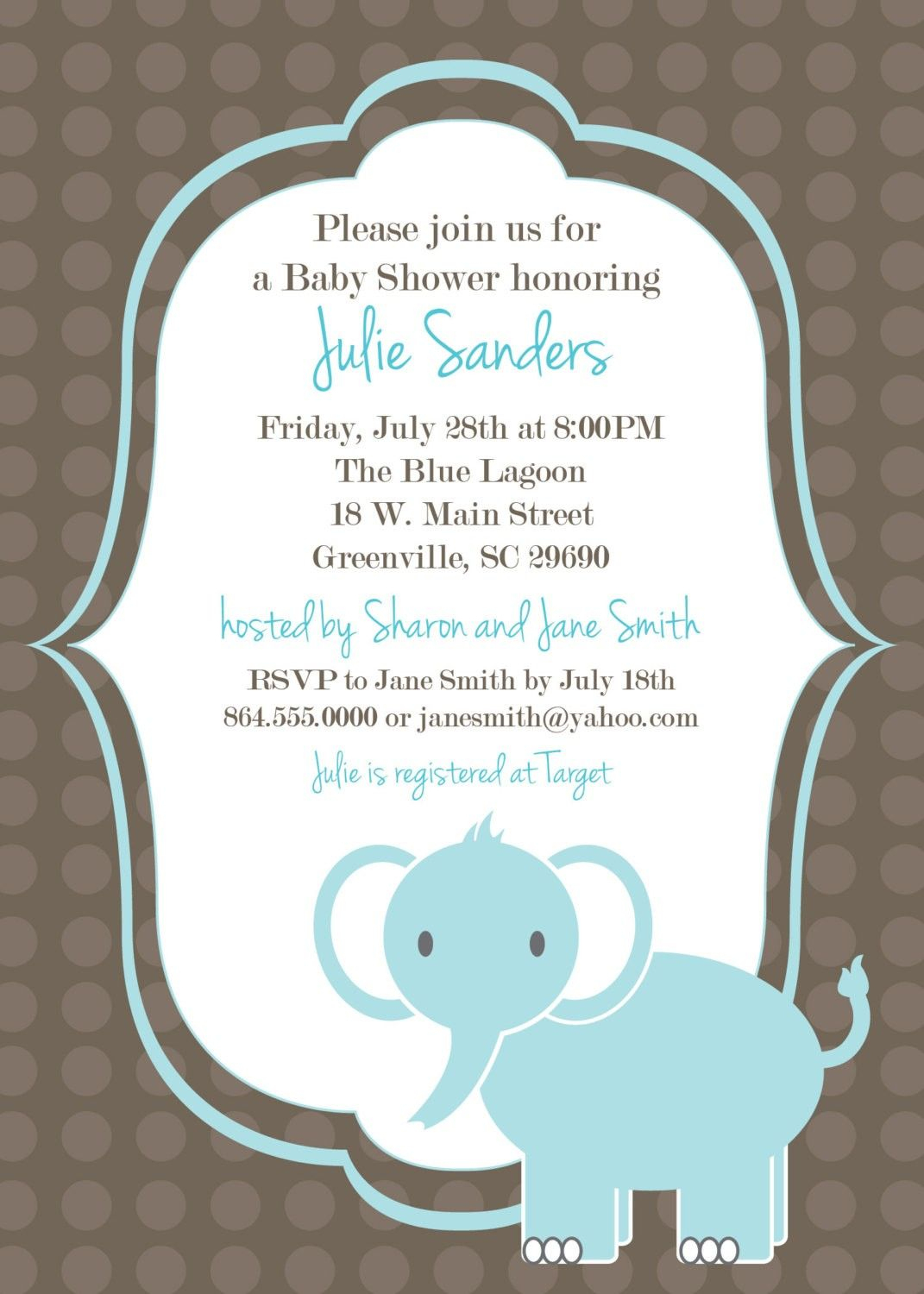 Download Free Template Got The Free Baby Shower Invitations - Free Printable Baby Shower Invitation Maker