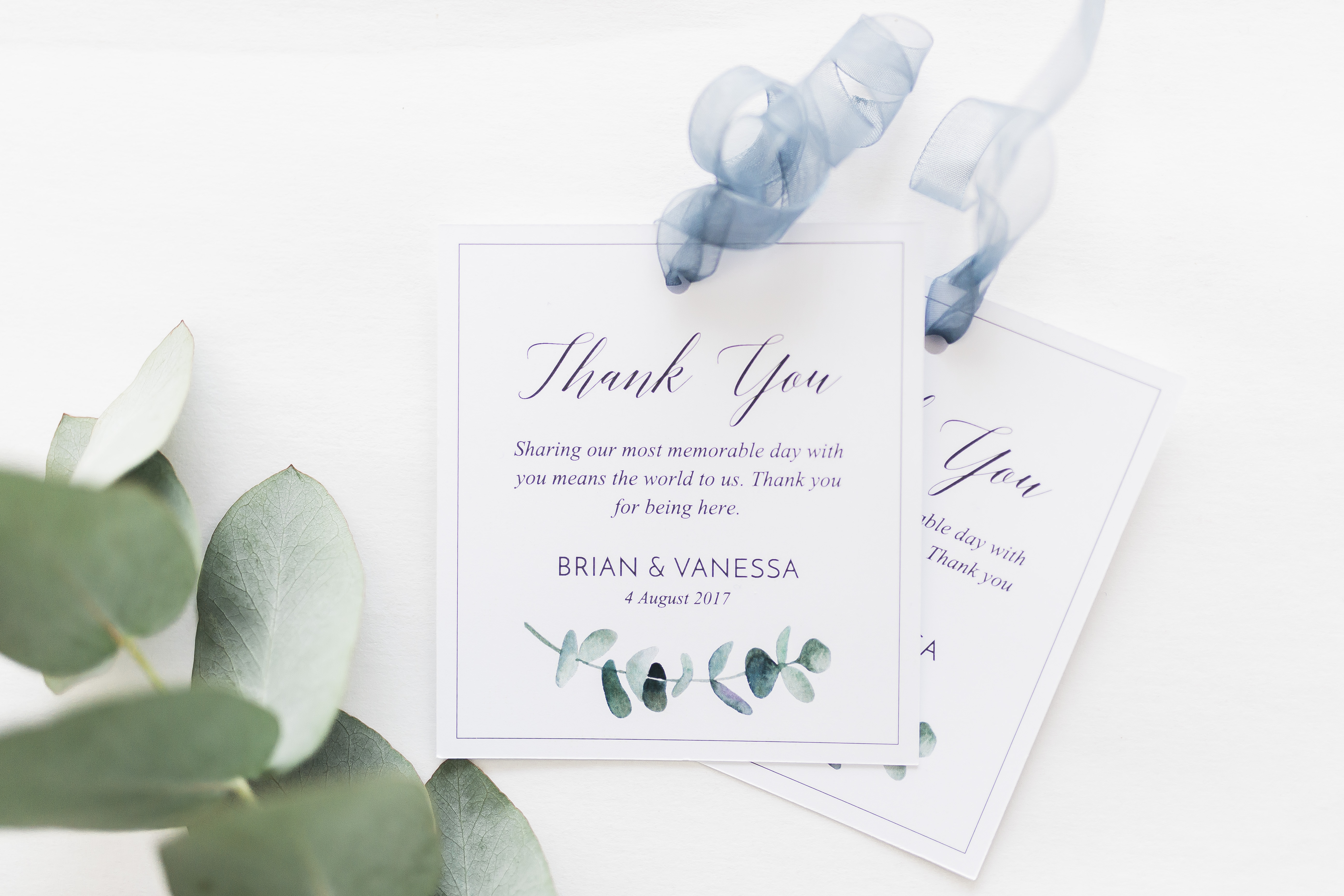 Download These Free Printable Wedding Thank You Tags | Lovilee Blog - Free Printable Wedding Thank You Tags