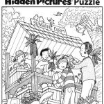 Download This Festive Fall Free Printable Hidden Pictures Puzzle To   Free Printable Hidden Pictures For Kids