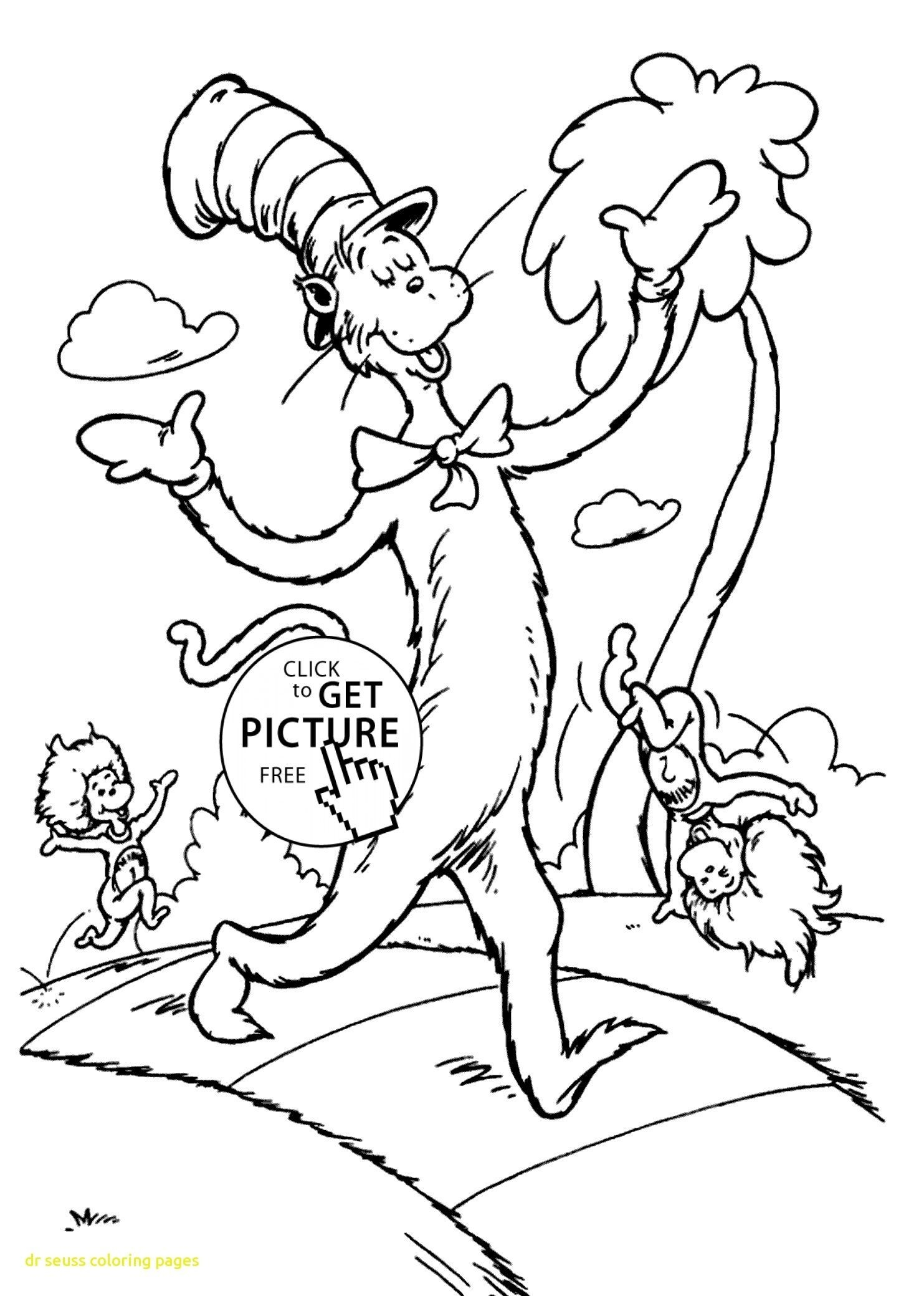 Dr Seuss Free Coloring Pages New Astonishing Dr Seuss Coloring Pour - Free Printable Dr Seuss Coloring Pages