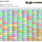 Draft Cheat Sheetposition   Www.naturalrugs.store •   Free Fantasy Football Printable Draft Sheets