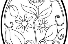 Coloring Pages Free Printable Easter
