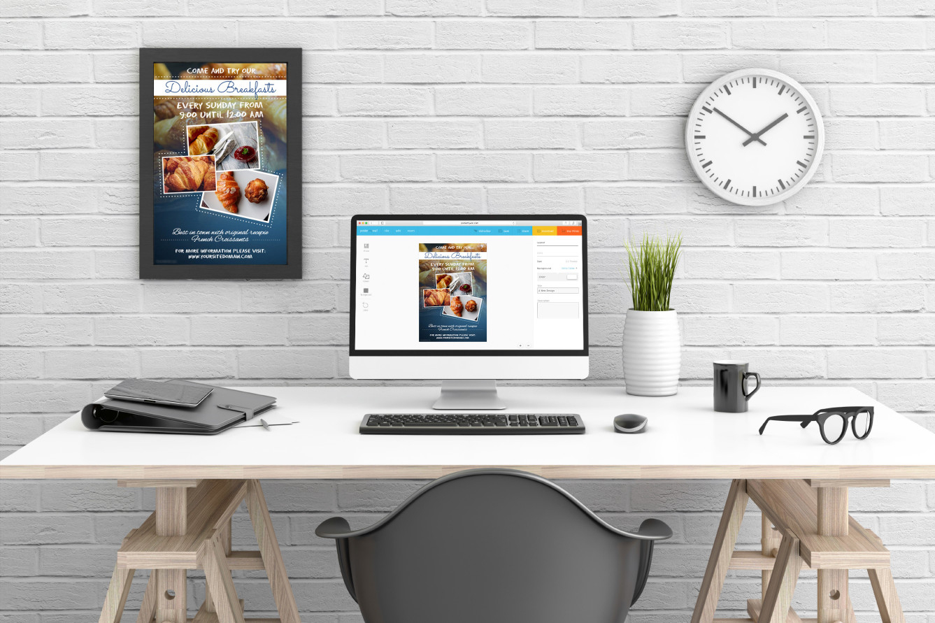 Easy Promotional Posters, Graphics & Videos   Postermywall - Printable Sign Maker Online Free