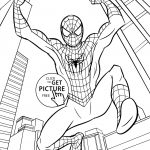 Easy Spiderman Pictures To Draw Free Printable Spiderman Coloring   Free Printable Spiderman Coloring Pages