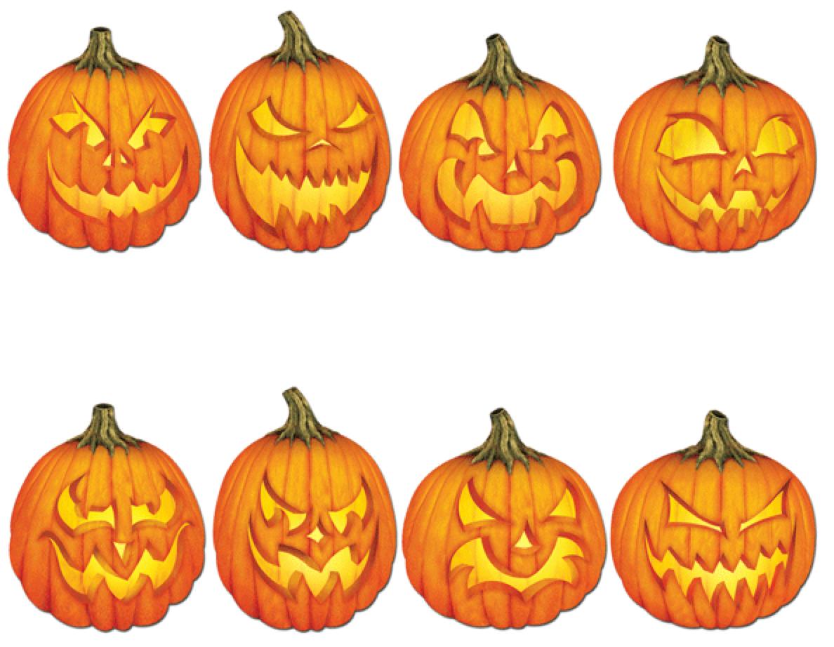 Easy Spooky Jack O'lantern Patterns | Haunted Halloween | Pinterest - Free Printable Scary Pumpkin Patterns