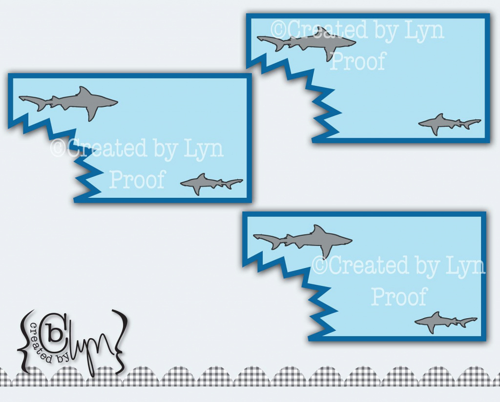 Ebbccfbaae Photos On Free Shark Birthday Invitation Template - Fwauk - Shark Invitations Free Printable