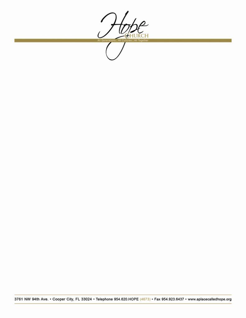 Elegant 29 Illustration Free Printable Religious Letterhead - Free Printable Religious Letterhead