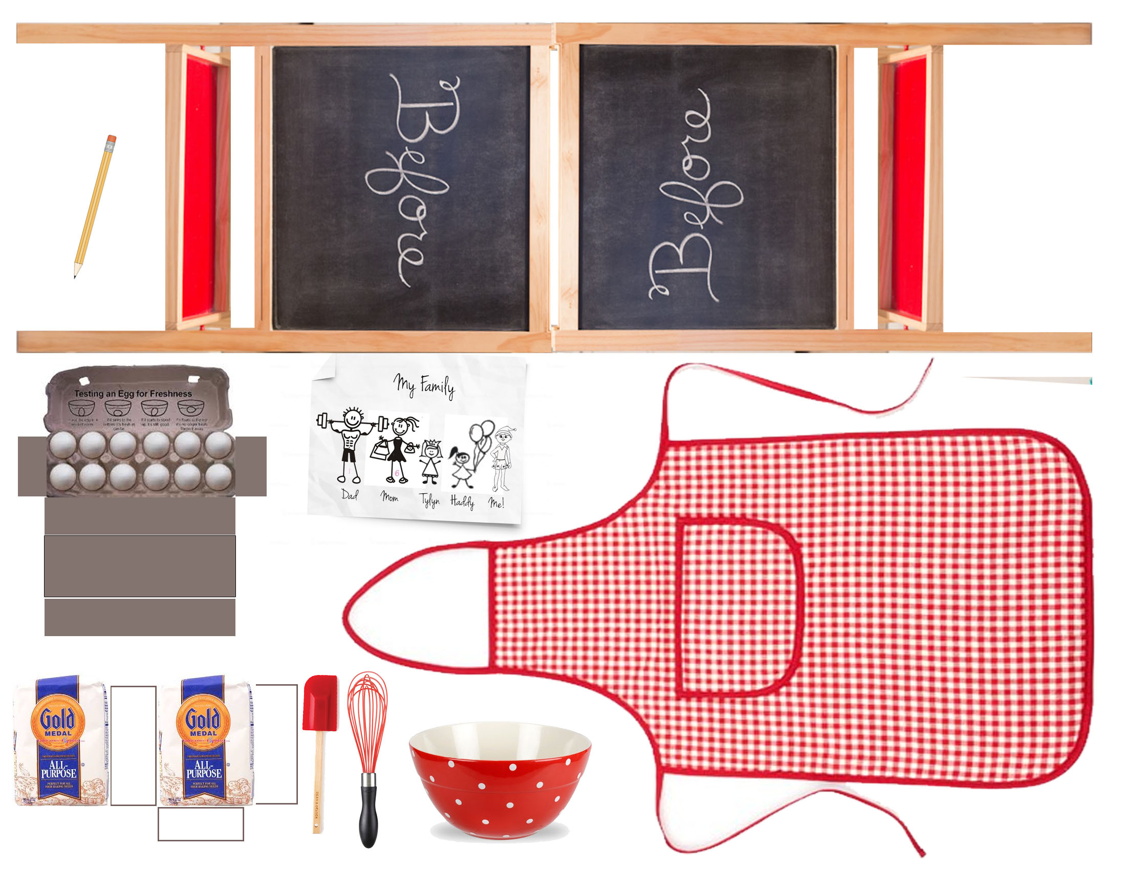 Elf On The Shelf Free Printable Props – The Glamorous Project - Elf On The Shelf Printable Props Free