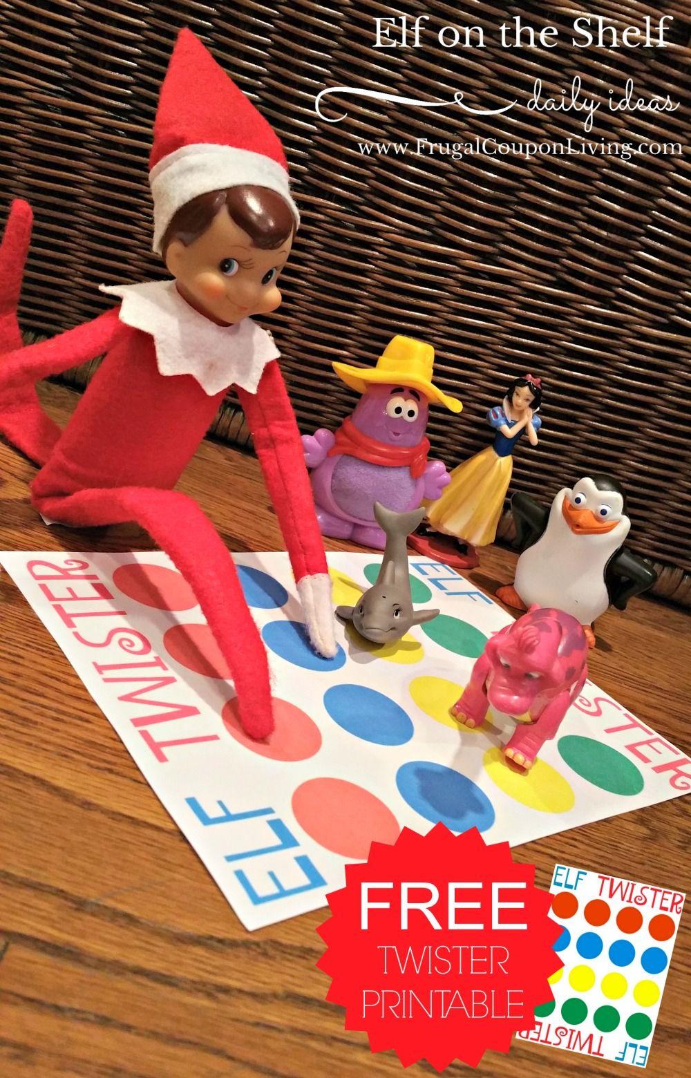 Elf On The Shelf Ideas | Elf On The Shelf | Pinterest | Elf On The - Elf On The Shelf Free Printable Ideas
