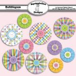 Embellishment Scrapbook Clipart   Free Printable Scrapbook Decorations