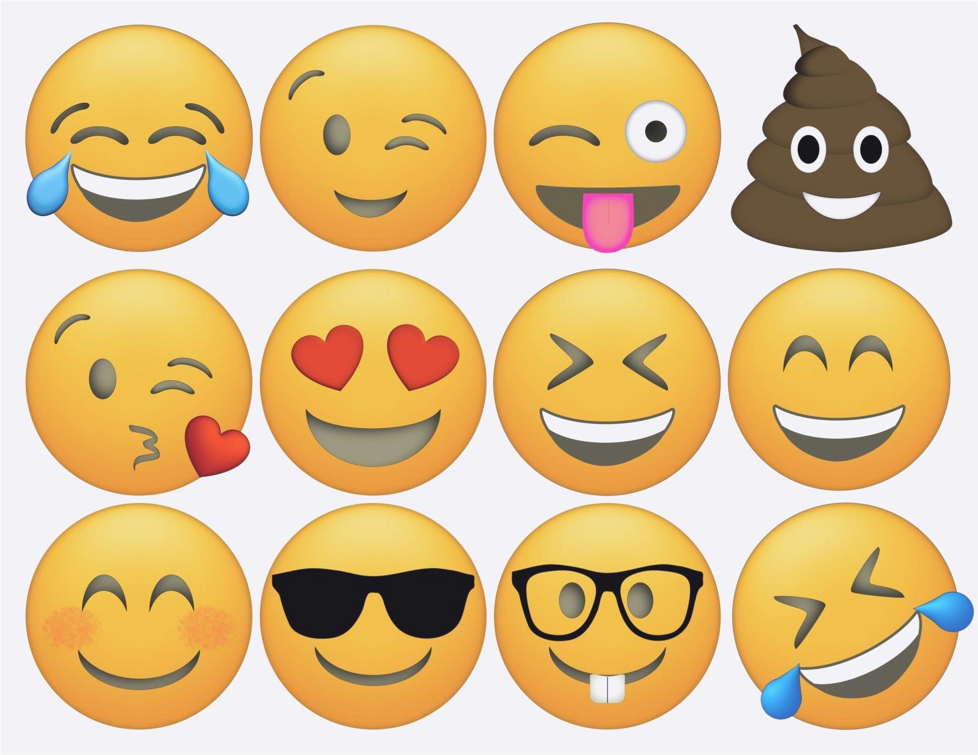 Emoji Anniversaire   Joyeux Anniversaire - Free Printable Emoji Faces