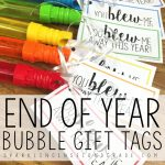 End Of Year Gift Bubble Tags | End Of The School Year | Pinterest   Free Printable Gift Tags For Bubbles