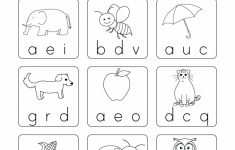 Free Printable Grade 1 Phonics Worksheets