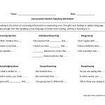 Englishlinx | Speaking Worksheets   Free Printable English Conversation Worksheets