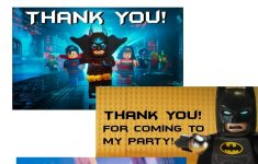 Everything You Need For A Lego Batman Party | Party Ideas – Lego Batman Party Invitations Free Printable
