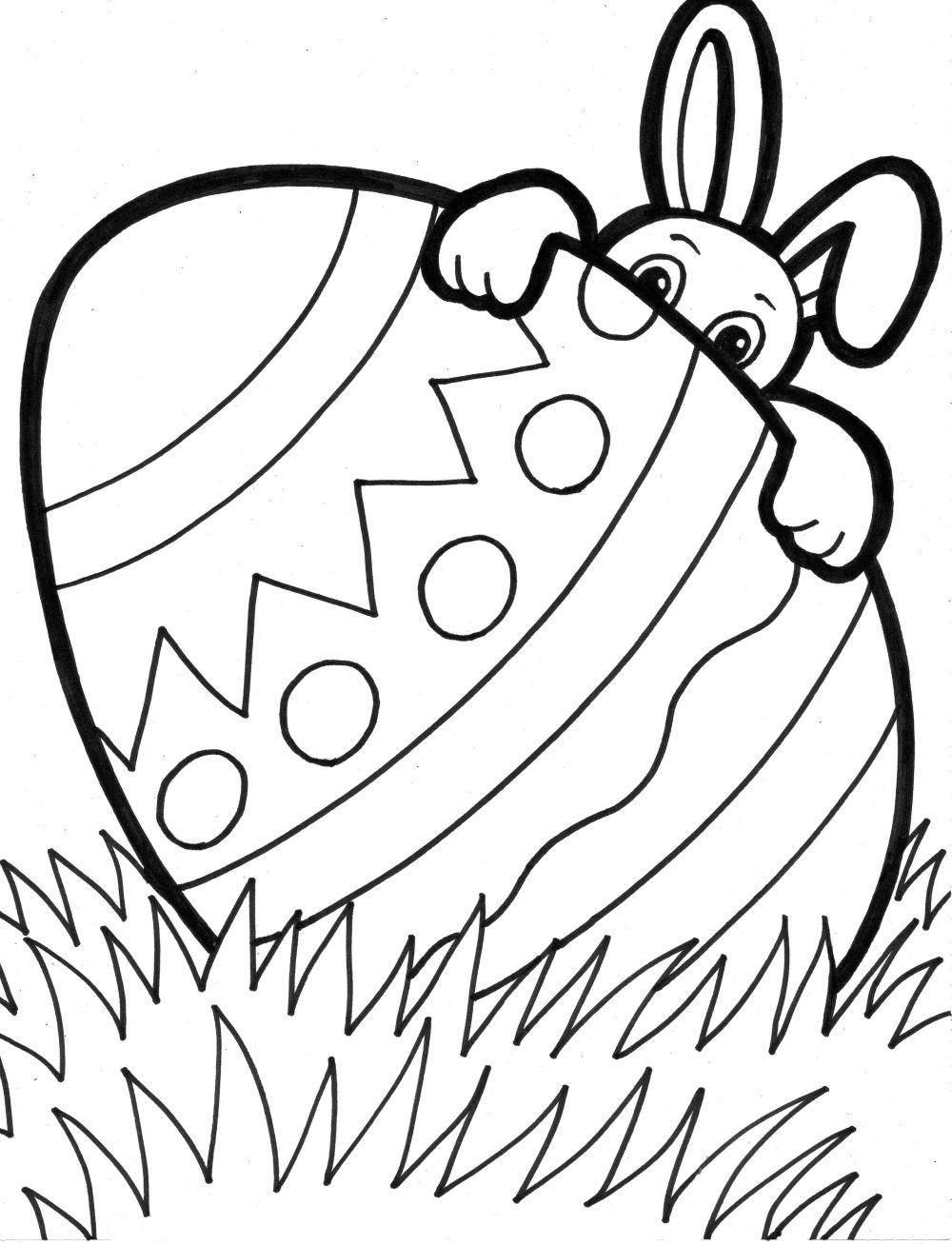 Family Travel Blog And Top Lifestyle Blogger In California | Húsvét - Free Printable Easter Coloring Pages