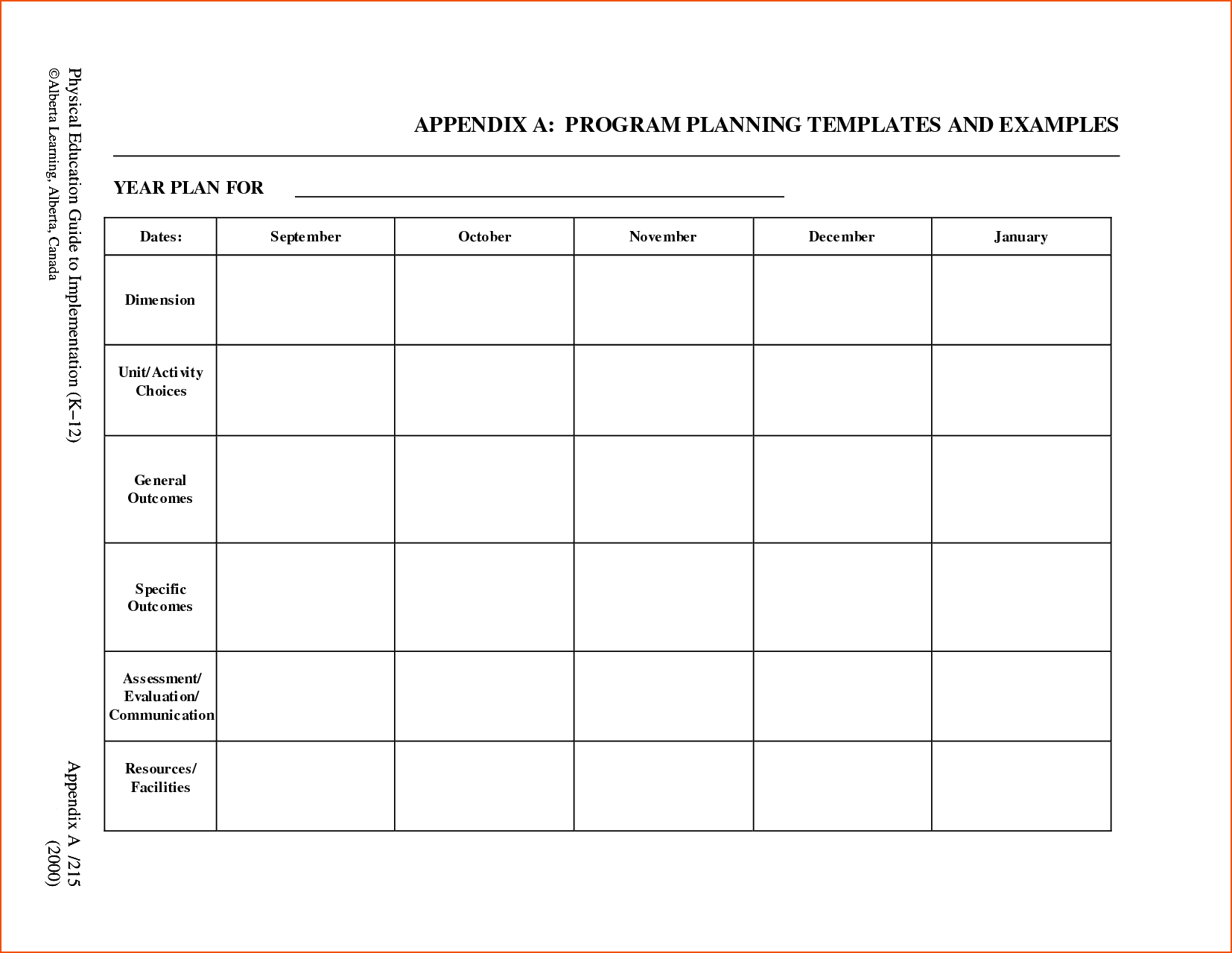 Formidable Free Printable Lesson Plan Template ~ Ulyssesroom - Free Printable Lesson Plan Template Blank