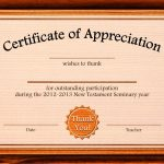 Free Appreciation Certificate Templates Supplier Contract Template   Free Customizable Printable Certificates Of Achievement