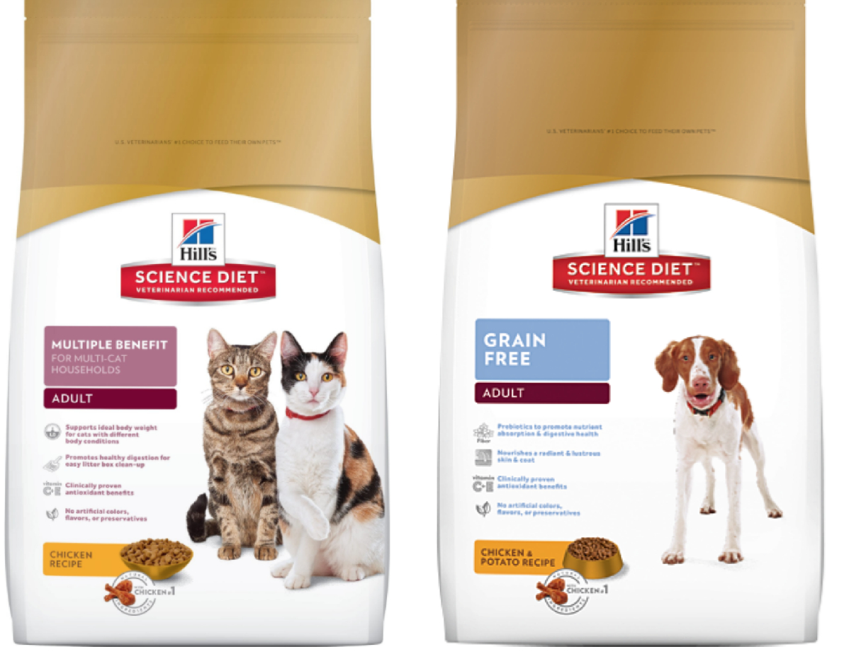 Free Bag Of Hills Science Diet Cat Or Dog Food At Petsmart - Free Printable Science Diet Dog Food Coupons