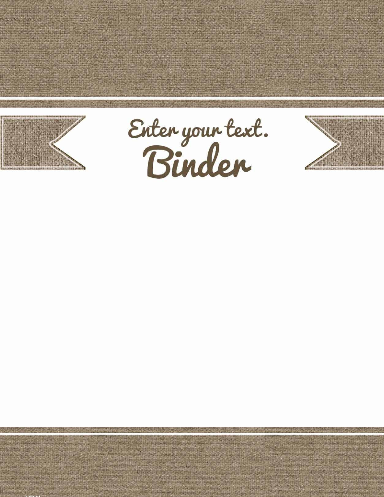 Free Binder Cover Templates | Customize Online & Print At Home | Free! - Free Printable Binder Cover Templates
