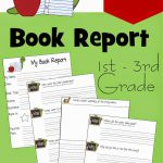 Free Book Report Template | Play Activities For Kids | 3Rd Grade   Free Printable Book Report Forms For Second Grade