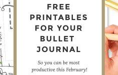 Free Printable Journal Templates
