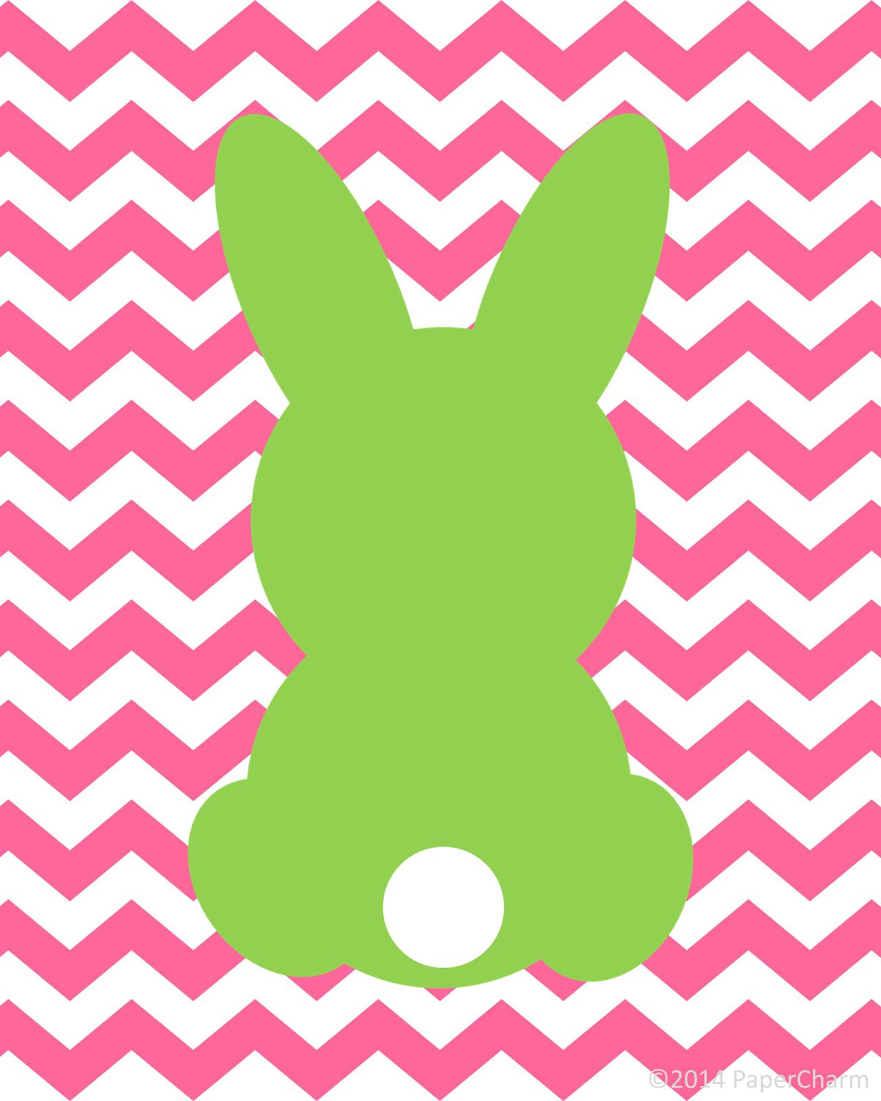 Free Bunny Printable Easter Art | Fun And Colorful Printable For - Free Printable Easter Bunting