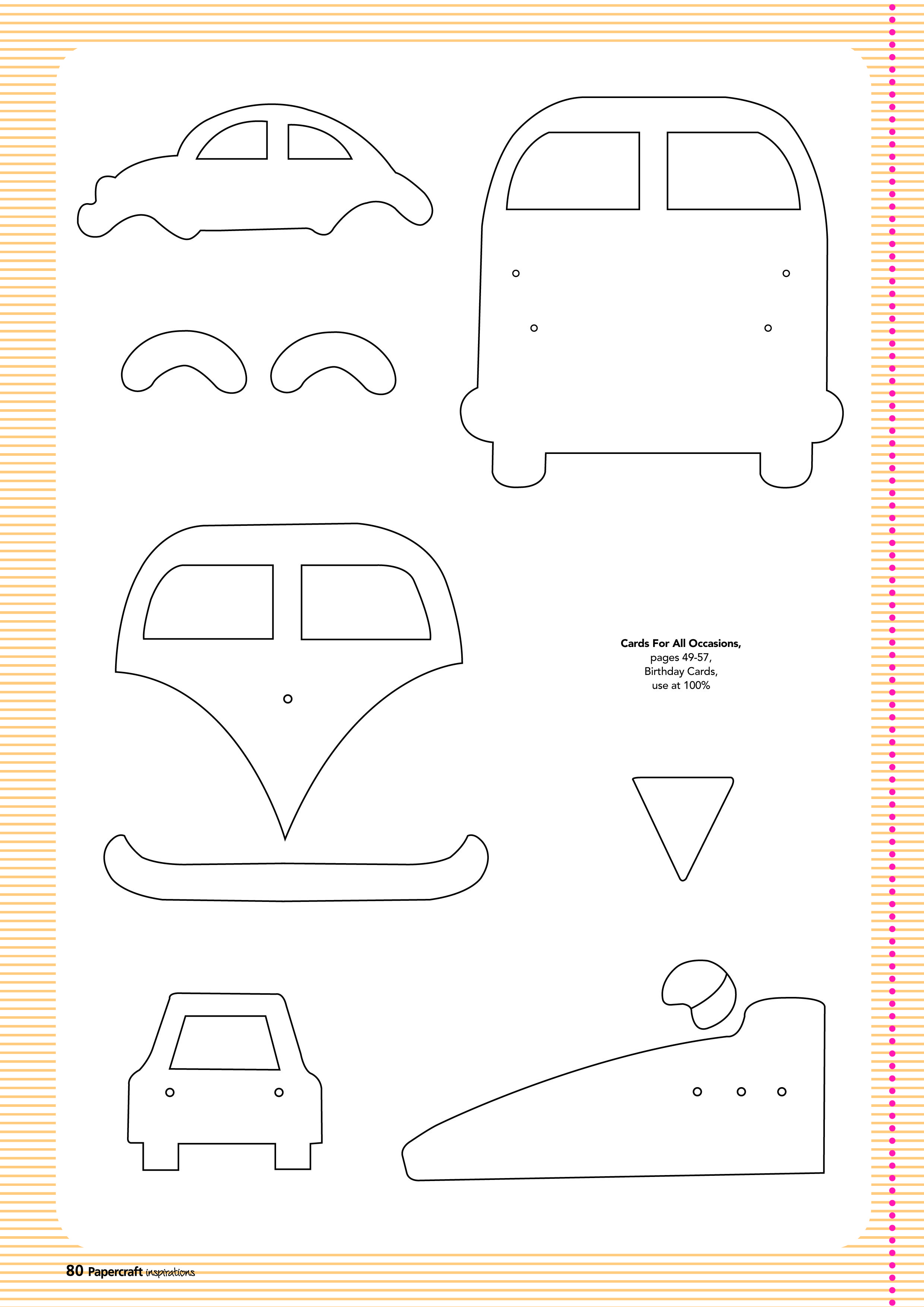Free Card Making Templates From Papercraft Inspirations 123 - Free Card Making Templates Printable