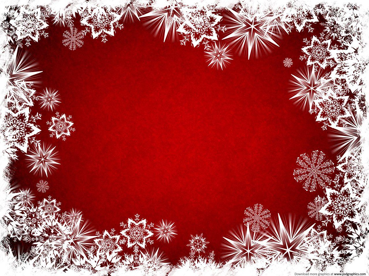 Free Christmas Background Clipart | Medium Size Preview (1280X960Px - Free Printable Christmas Backgrounds