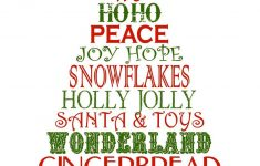 Free Christmas Printables To Use As Decor – Free Printable Christmas Art