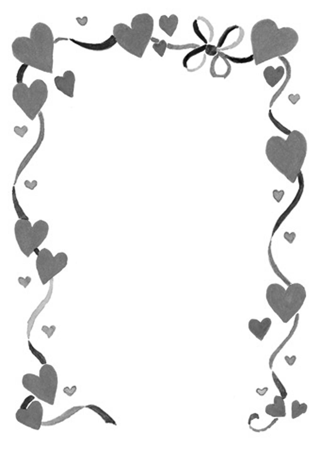 Free Clip Art Borders Wedding | Clipart Panda - Free Clipart Images - Free Printable Wedding Clipart Borders