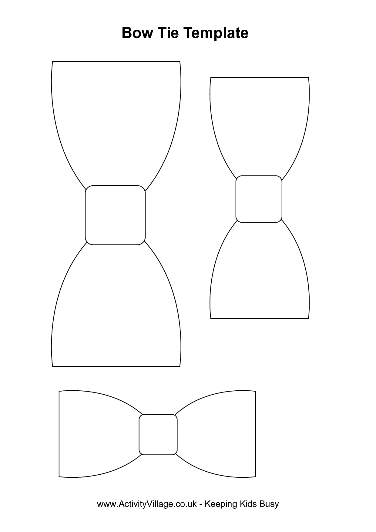Free Coloring Pages   Mad Scientist Party In 2019   Pinterest   Baby - Free Bow Tie Template Printable