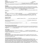 Free Copy Rental Lease Agreement | Residential Rental Agreement – Apartment Lease Agreement Free Printable