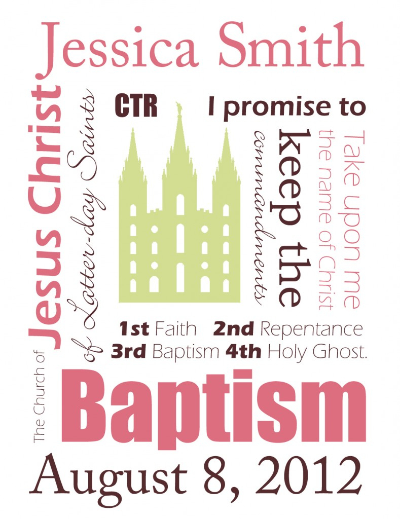 Free Customizable Baptism Printables | Sweetbriar Sisters - Free Printable Baptism Greeting Cards