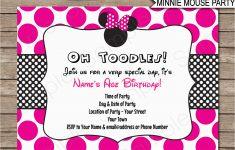 Free Minnie Mouse Printable Templates
