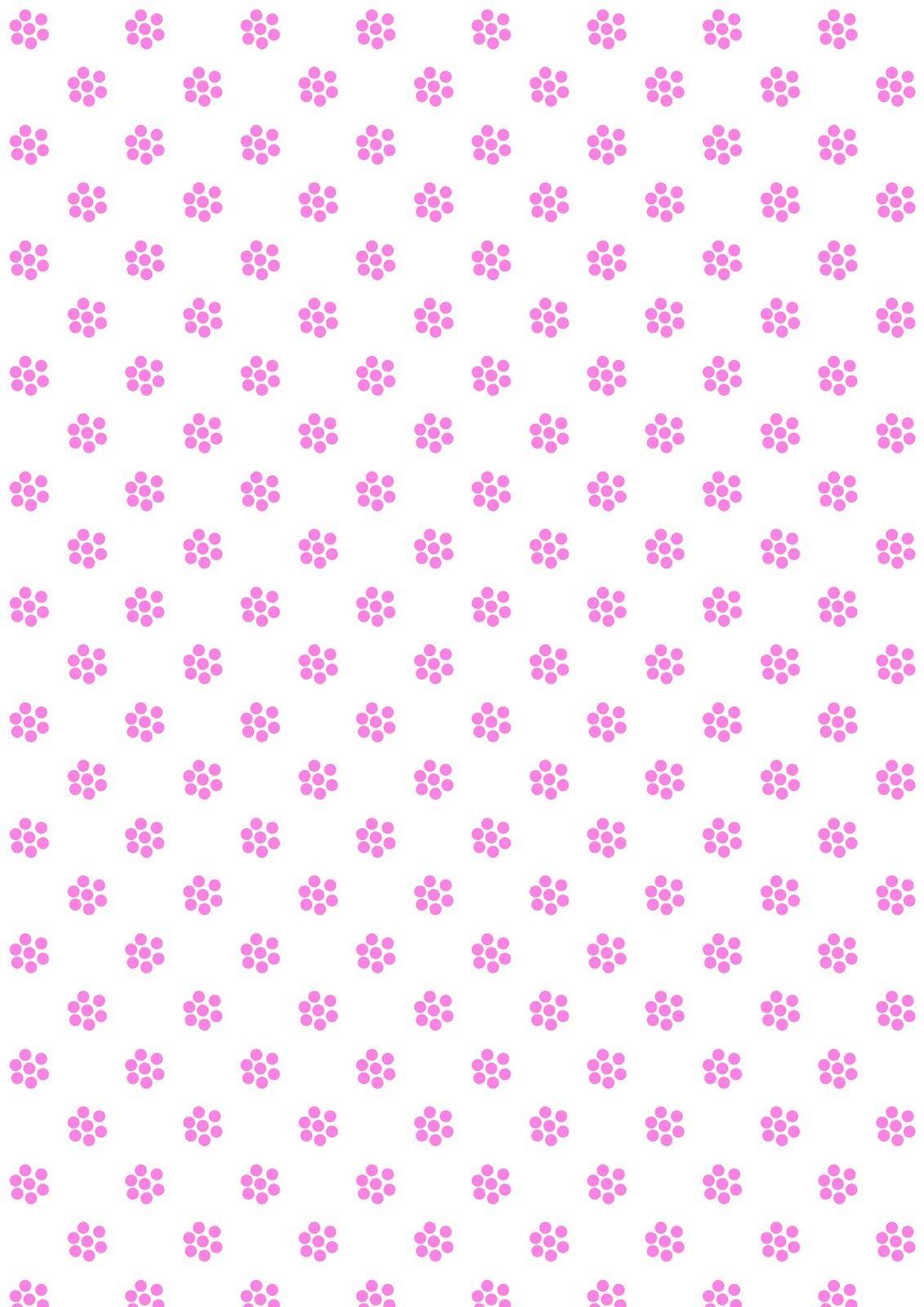 Free Digital Floral Pattern Paper | Free Printables ✄ And More - Free Printable Pattern Paper Sheets